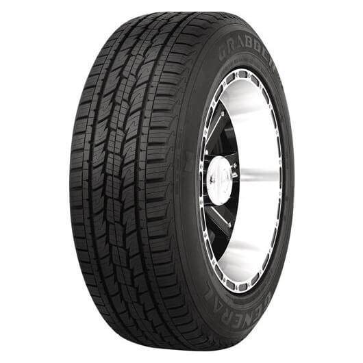 General Tires Reviews Grabber Hts Grabber Hts All Season Tire by General Tires Passenger Tire Size 235